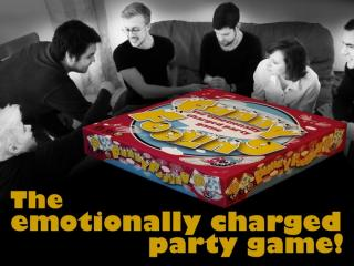 The emotionally charged party game