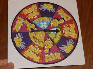 Party Game Spinner